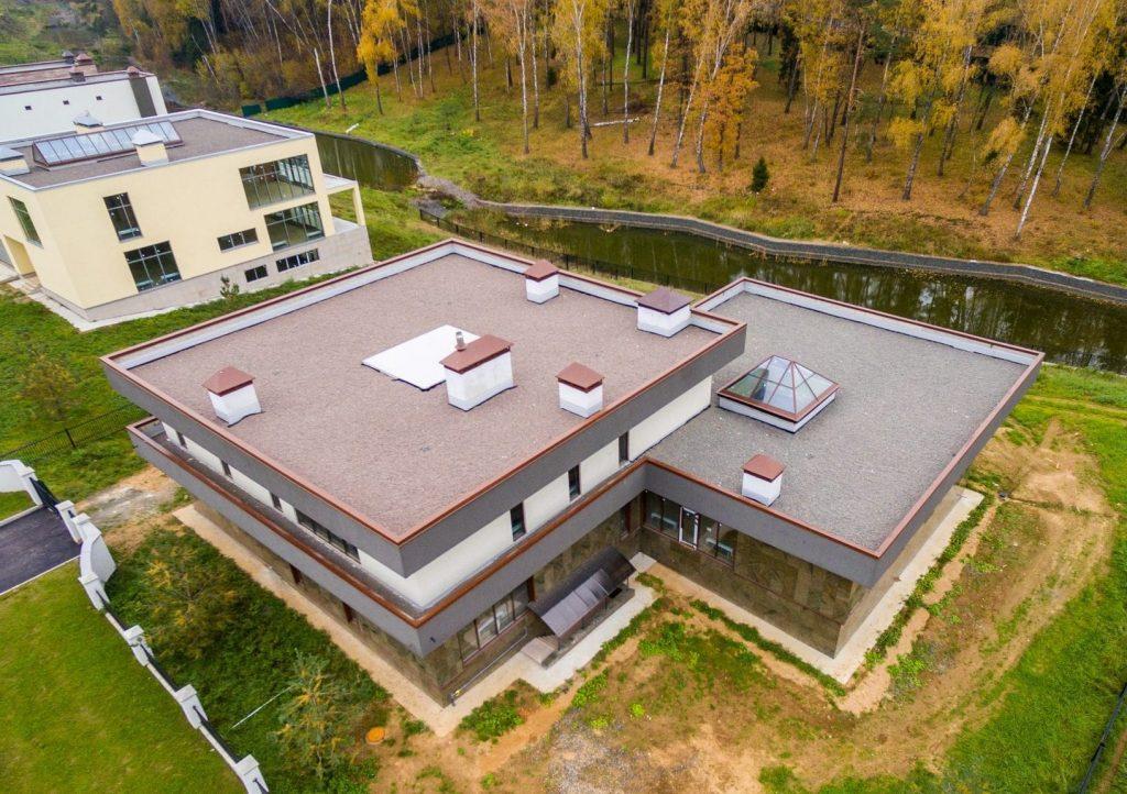 Flat Roof: Advantages and Disadvantages