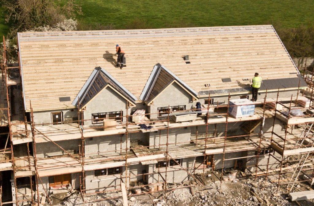 Roof: Construction, Arrangement, Installation